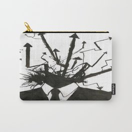 Thoughts Carry-All Pouch