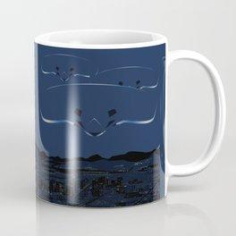 Phoenix Lights - Thursday, March 13, 1997 Coffee Mug