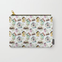 Birdhouses and nests Carry-All Pouch
