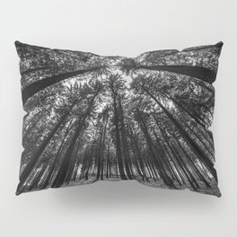 Oblivion Forest      (BW) Pillow Sham
