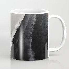 Black Sand Beach, Iceland Coffee Mug