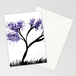 Tree 6 Stationery Cards