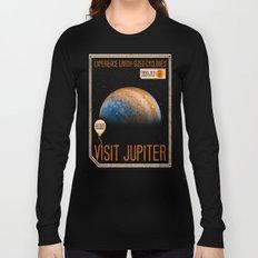 Visit Jupiter Long Sleeve T-shirt