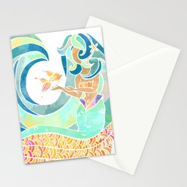 Sea friends Stationery Cards