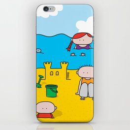 Beach iPhone Skin