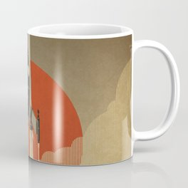 The Voyage (Grey) Coffee Mug