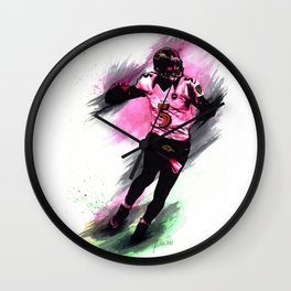10 Point Underdogs - Elite Wall Clock