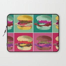 Pop Art Burger #2 Laptop Sleeve