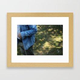 Covered Framed Art Print