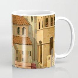 Medieval city Coffee Mug