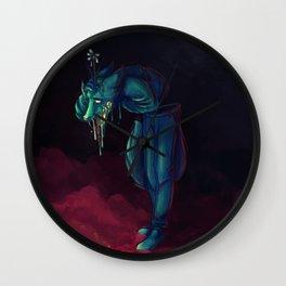 Melting Mind Wall Clock