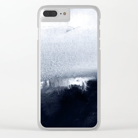 into the deep 2 Clear iPhone Case