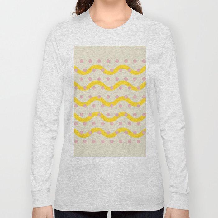 pinkdots Long Sleeve T-shirt