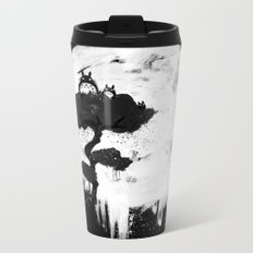 Midnight Spirits Metal Travel Mug