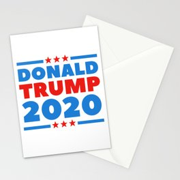 Trump 2020 T-Shirt Stationery Cards