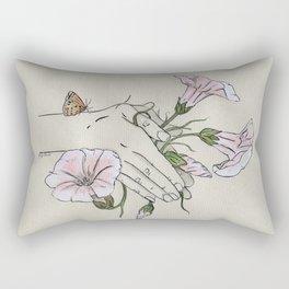 Bindweed Rectangular Pillow