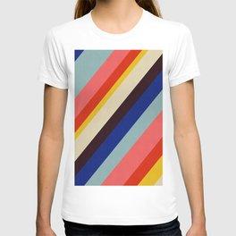Dynamic bands VIII T-shirt