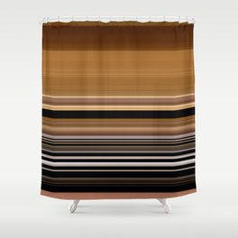 stripes 229 Shower Curtain