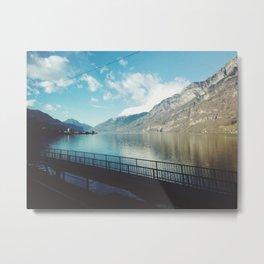 Geneva Lake Metal Print