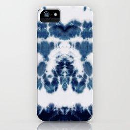 Shibori Not Sorry iPhone Case
