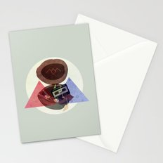 Dr. Jacoby's Coconut (Twin Peaks) Stationery Cards
