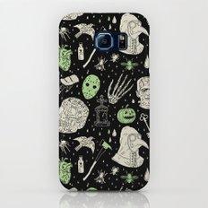 Whole Lot More Horror: BLK Ed. Galaxy S7 Slim Case