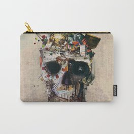 Istanbul Skull 2 Carry-All Pouch