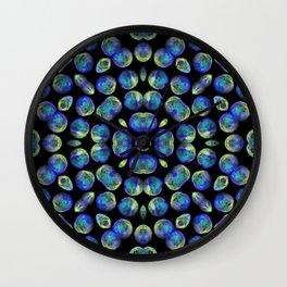 Many Marbles Wall Clock