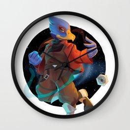 FALCO LOMBARDI Wall Clock