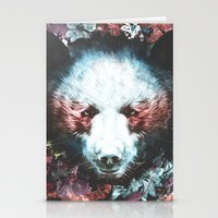warrior Stationery Cards featuring Warrior by Tracie Andrews