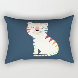 Beautiful Gene Rectangular Pillow