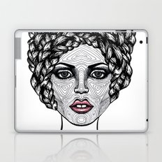 Big Hair Laptop & iPad Skin