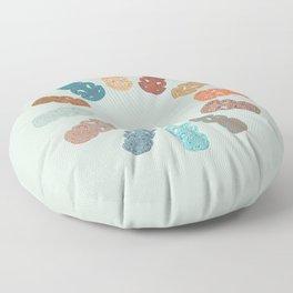 Hei Tiki Floor Pillow