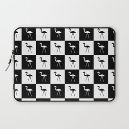 Hate in Black and White Laptop Sleeve