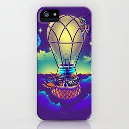 Light Flight iPhone Case
