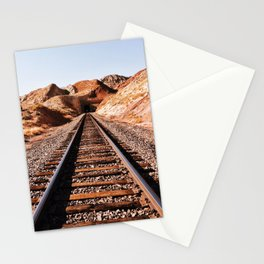 Lonesome Whistle Stationery Cards