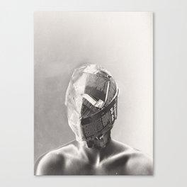 Letterhead Canvas Print