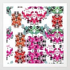 another flower Art Print