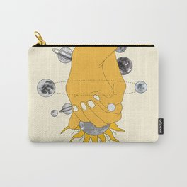 Everything Revolves Around Us Carry-All Pouch
