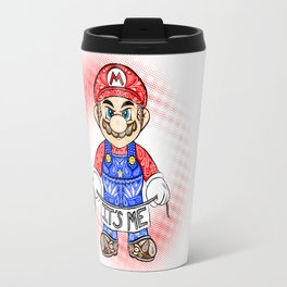It's ME, Mario !  Travel Mug