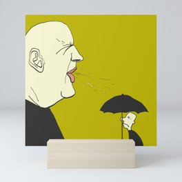 Funny Mini Art Print