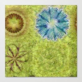 Empurples Mental Picture Flower  ID:16165-094016-44020 Canvas Print