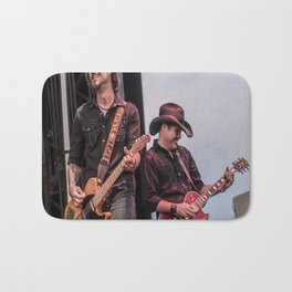 Roger Clyne and the Peacemakers shower curtain Bath Mat