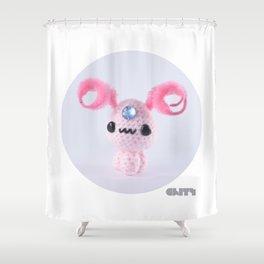 Amigurumi Shower Curtain