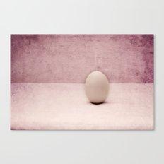 The Egg Canvas Print