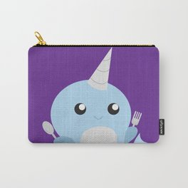 Narwhal - Meal Time Carry-All Pouch