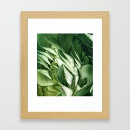 Dancing Thoughts series Framed Art Print
