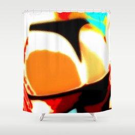 Erotica - 5 - Panties Shower Curtain