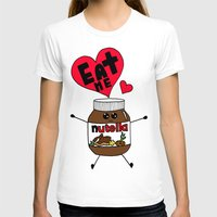 nutella T-shirts featuring Nutella by Aurelie