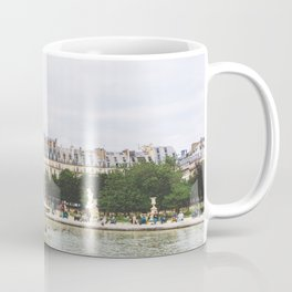Summer at the Jardin de Tuileries, Paris, France Coffee Mug